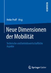 Cover Neue Dimensionen der Mobilität